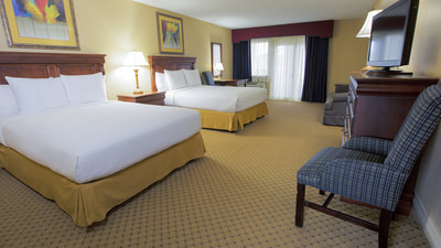 Queen Room at Music Road Resort Hotel | Hotels in Pigeon Forge