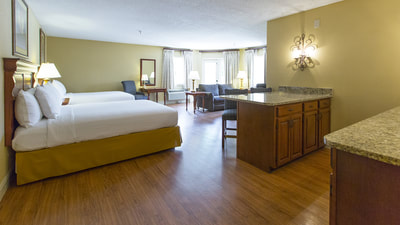 Family Suite at Music Road Resort Hotel | Hotels in Pigeon Forge