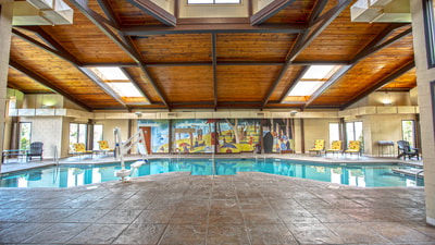 Hotels in Pigeon Forge with Indoor Pool | Music Road Resort Hotel