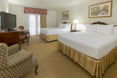 Deluxe Queen Room | Hotels in Pigeon Forge | Music Road Resort Inn