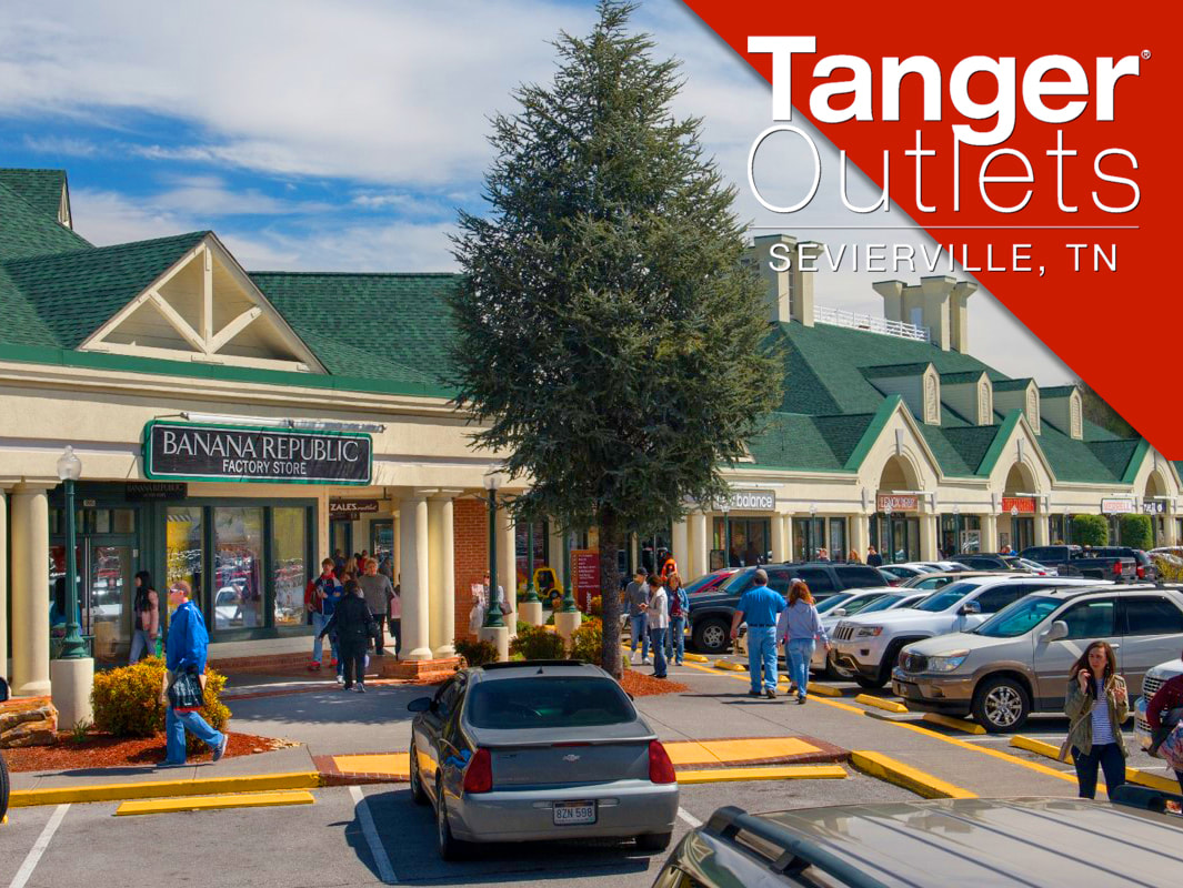 Tanger Outlets near The Music Road Resort Holiday Shopping Package