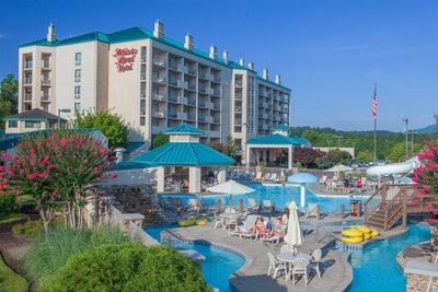 Music Road Resort Hotel in Pigeon Forge, TN