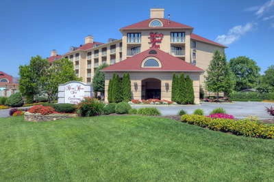 Hotel in Pigeon Forge | Music Road Resort Inn