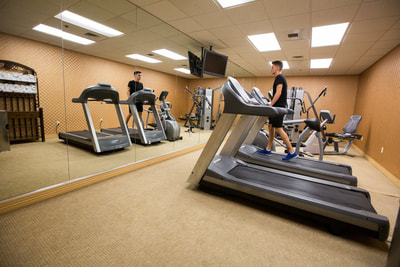 Fitness Center | Hotel in Pigeon Forge with Gym | Music Road Resort Inn
