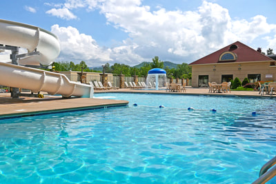 Hotels in Pigeon Forge with Water Park